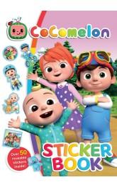 COCOMELON-Sticker Book