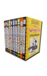 Wimpy Kids 12 books set