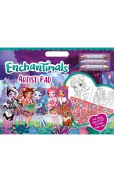 Enchantimals Artis Pad