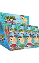 Gelli Play slime 16 display