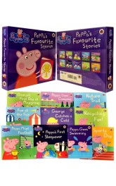 Peppap's Favourite Stories 10 books collection