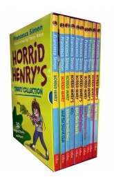 Horried Henry 10 books set