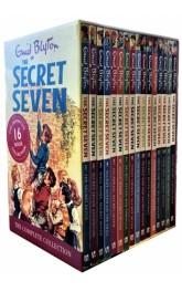 Secret Seven 16 books collection