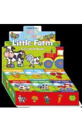 Early Learning, On the Farm 24 board books box
