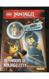 LEGO Ninjago Spot the Difference