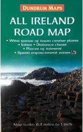 All Ireland Road Map