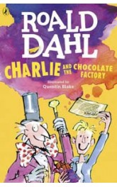 Charlie and the Chocolate Factory, Roald Dhal