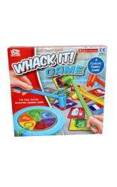 Whack it game